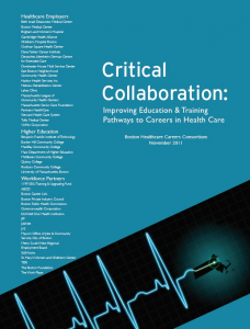 """cover of """"Critical Collaboration"""""""